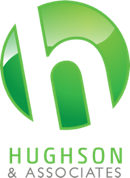 hughson & associates footer logo